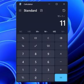 CalculatorStandard