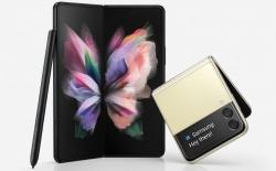 Check out the Samsung Galaxy Z Fold 3 and Galaxy Z Flip 3 India Pricing