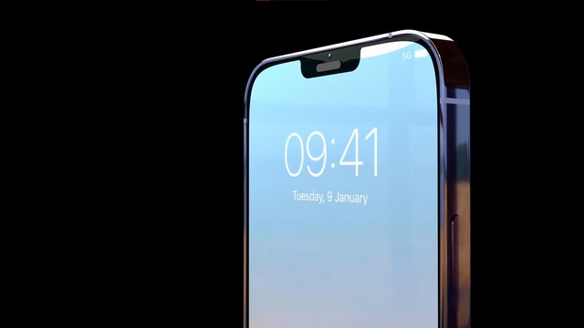 Check Out This Concept iPhone 13 With a Secondary Display and a Smaller Notch