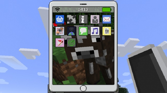 Eyephone Mod Minecraft
