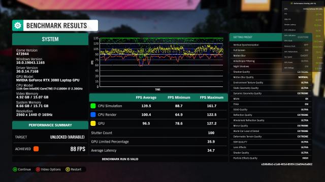GS66 Forza Horizon 4