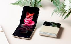 Samsung Galaxy Z Flip 3 With IPX8 Rating, 1.9-Inch Cover Display Launched