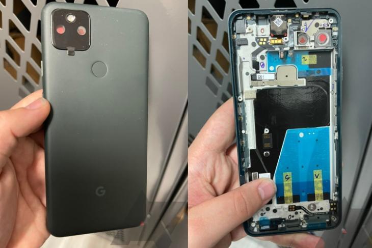 Google Pixel 5A feat.