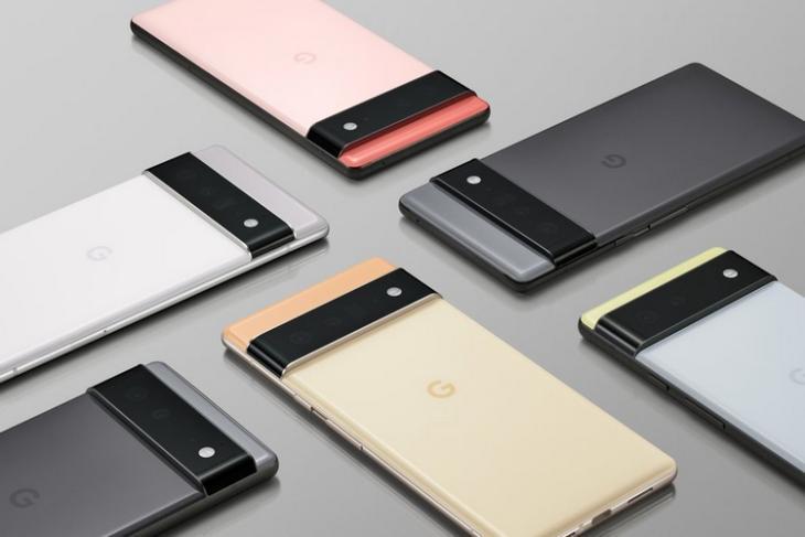 Google Pixel 6 vs 6 Pro