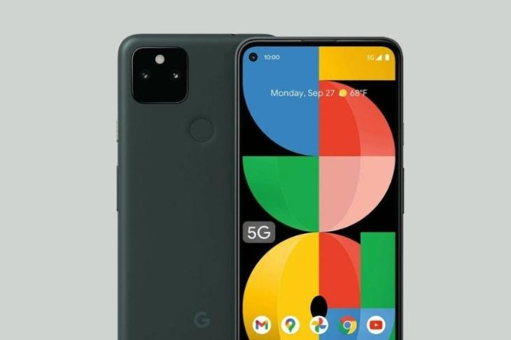 Google pixel 5a launched