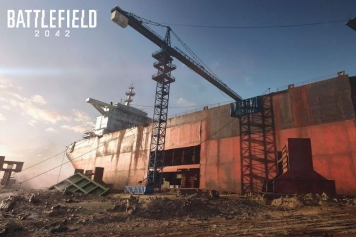 Here Are All the Official Details for the Battlefield 2042 India Map