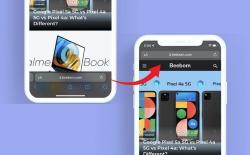 How to Change Safari Address Bar Design in iOS 15 on iPhone