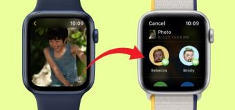 How to Share Photos via Messages and Mail on Apple Watch