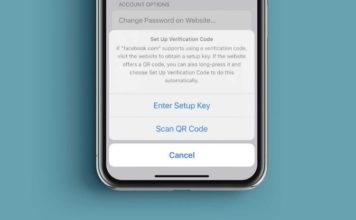 How to Use the Built-in Password Authenticator on iPhone and iPad