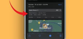 How to View Metadata of Photos on iPhone and iPad