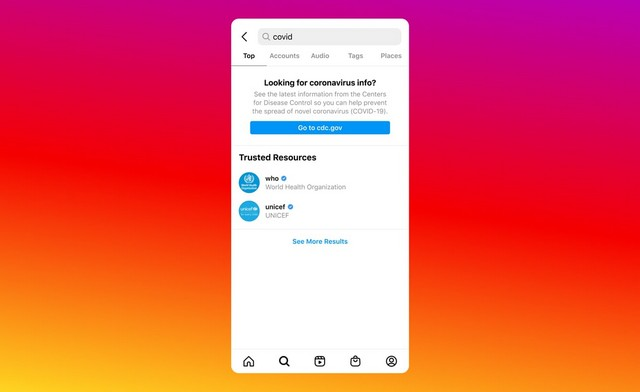 Instagram Chief Explains How Instagram's Search Works