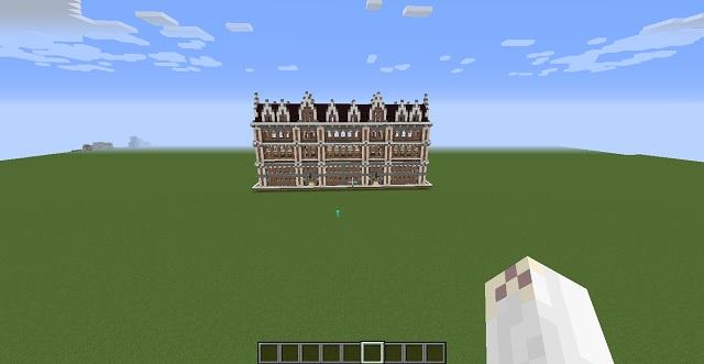 Instant Massive Structures