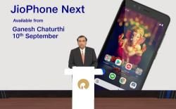 JioPhone Next Tipped to Offer HD+ Display, Qualcomm 215 SoC, 13MP Camera