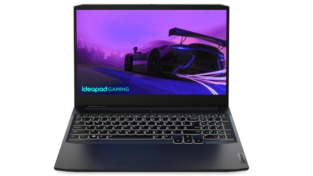 Lenovo IdeaPad Gaming 3i (2021) front