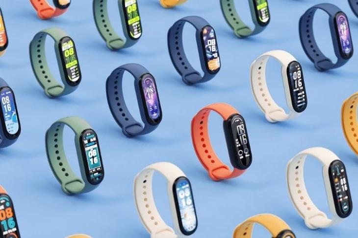 Mi Smart Band 6 Launched in India