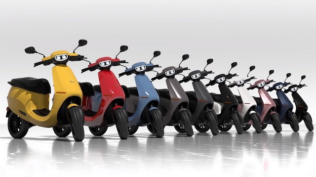 Ola Launches Its S1 and S1 Pro Electric Scooters in India