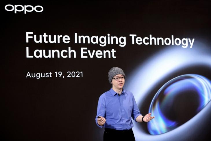 Oppo Unveils New Imaging Technologies Including a 85-200mm Continuous Zoom Lens