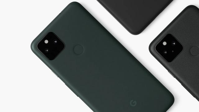 Pixel 5a Camera