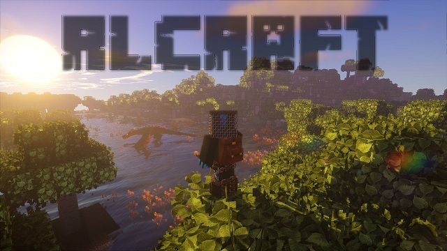 RLCRAFT Modpack for MC