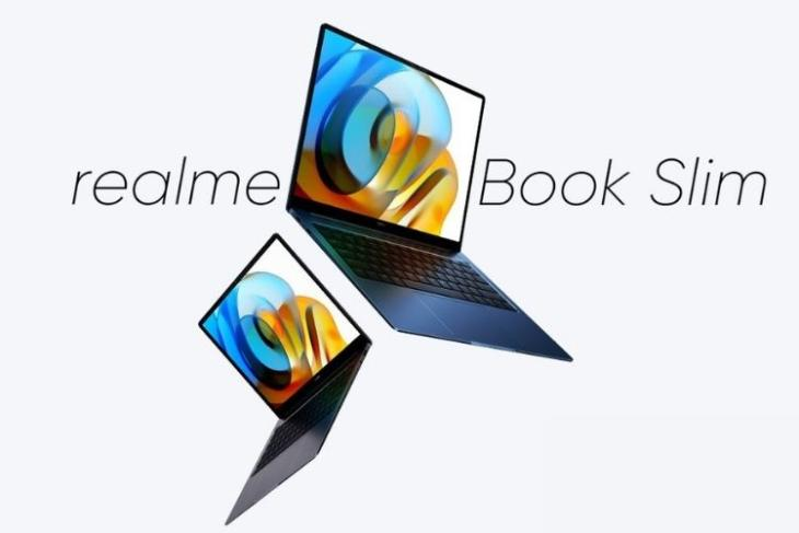 Realme Book Slim with 2K Display, 11th-Gen Intel CPU Launched