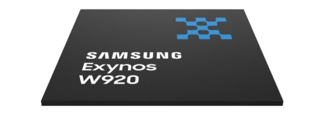 Samsung Announces 5nm Exynos W920 Chip for Upcoming Galaxy Watch 4