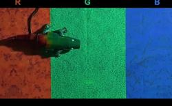Researchers Develop a Chameleon-Inspired Artificial Skin for Robots That Can Instantly Change Color