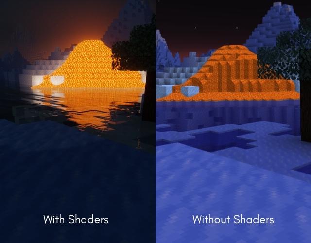 Shader Based OptiFine Comparison
