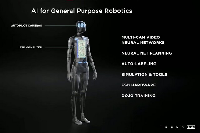 """Elon Musk's """"Friendly"""" Humanoid Robot Tesla Bot Is Coming to Steal Your Job in 2022"""