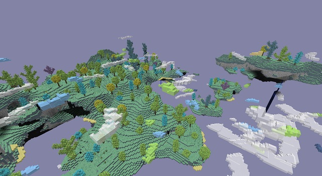 The Aether II Minecraft Mod