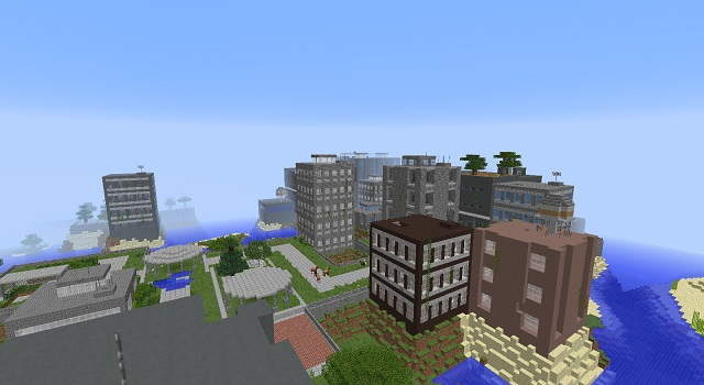 The Lost Cities Minecraft Mod