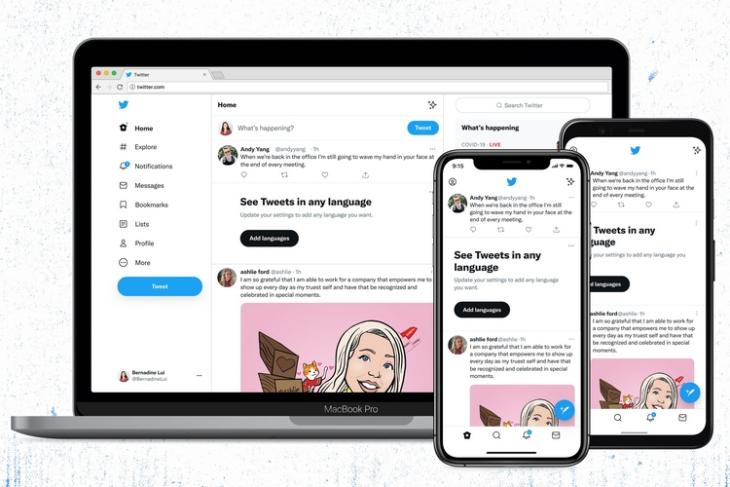 Twitter Rolls out New Chirp Font and High Contrast Colors