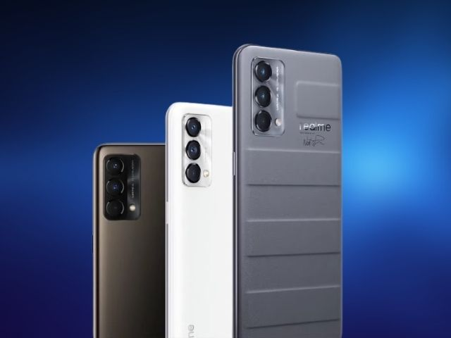 Realme GT 5G, GT Master Edition with 64MP Triple Cameras, 120Hz Display Launched in India