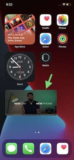 Используйте ярлык Siri для воспроизведения видео YouTube в режиме PiP - используйте режим YouTube «картинка в картинке» (PiP) на iphone