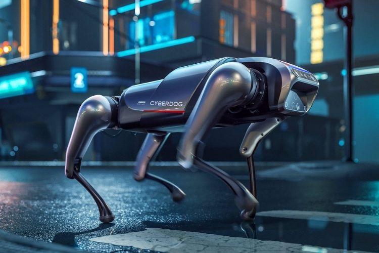 Xiaomi Made a CyberDog Robot Inspired by Boston Dynamics Spot