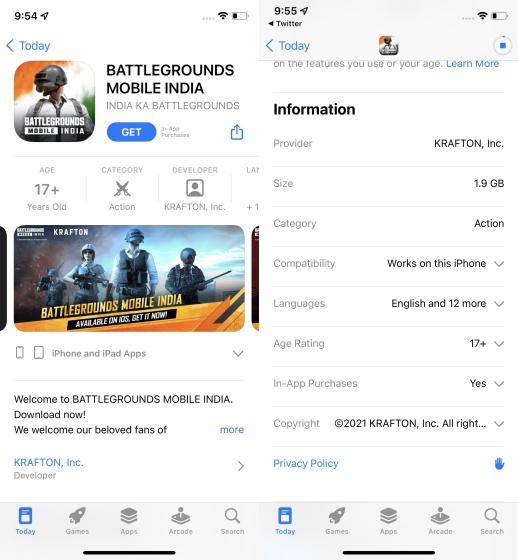 battlegrounds mobile india - bgmi - india download