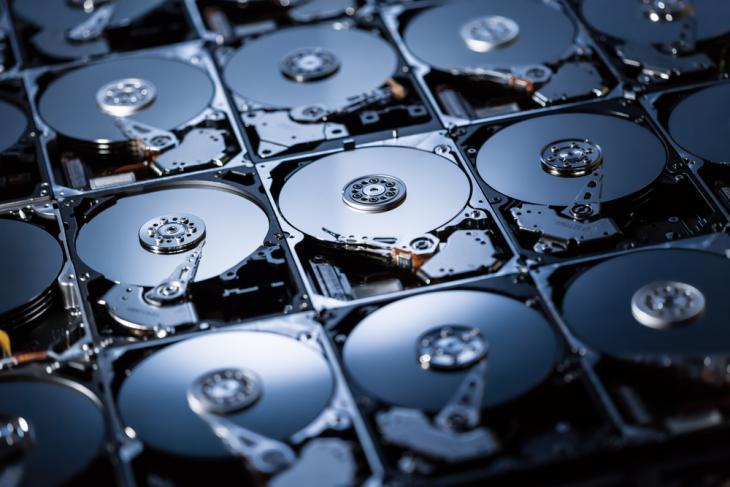 google-recycle-hard-drives