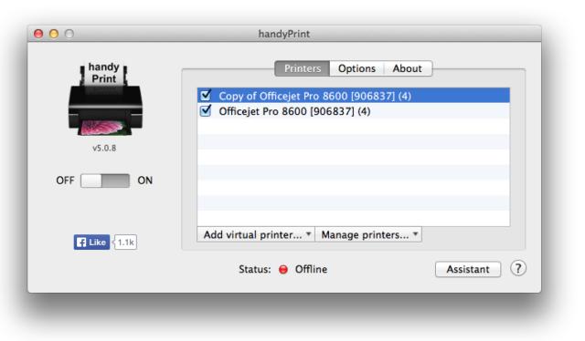 handyprint - print from ipad