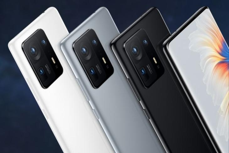 Mi Mix 4 With In-Display Selfie Camera, 120W Fast Charging Launched in China