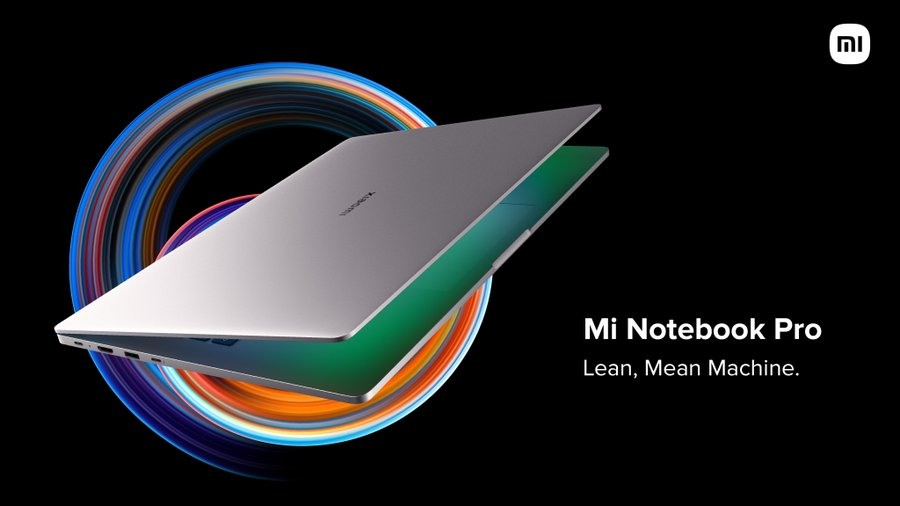 mi notebook pro launched india