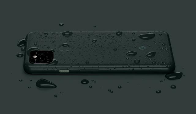 pixel 5a water resistance