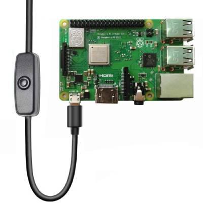 raspberry Pi 4 power switch