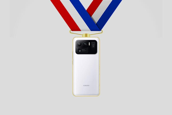 xiaomi india to gift mi 11 ultra to olympic medalists