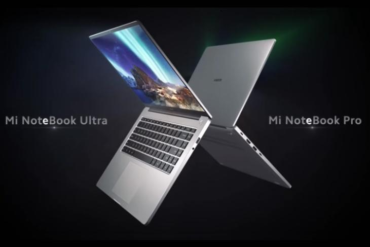 xiaomi launches mi notebook pro and ultra in india