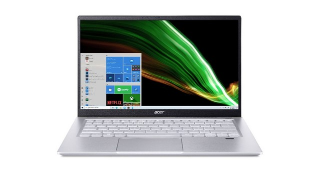 Acer Swift X Ultra-Portable Laptop with AMD 5000 Series CPU, GeForce RTX 3050 Ti Launched in India
