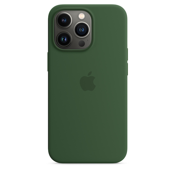 Apple Silicone Case with MagSafe for iPhone 13 Pro