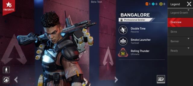 bangalore apex legends