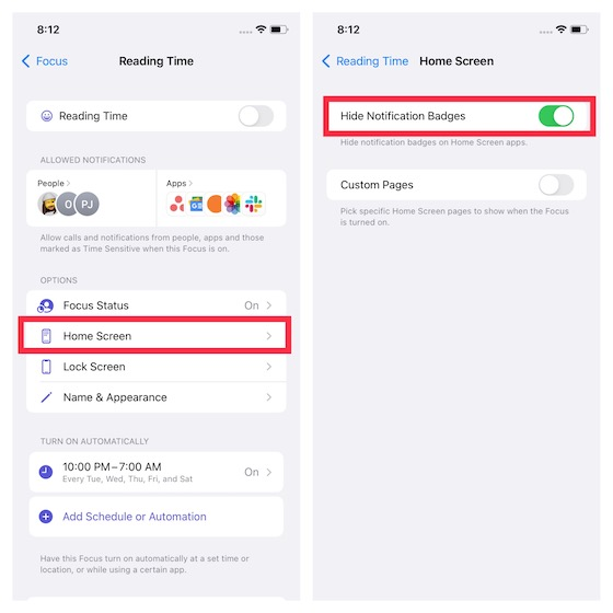 Customize home screen pages on iPhone and iPad