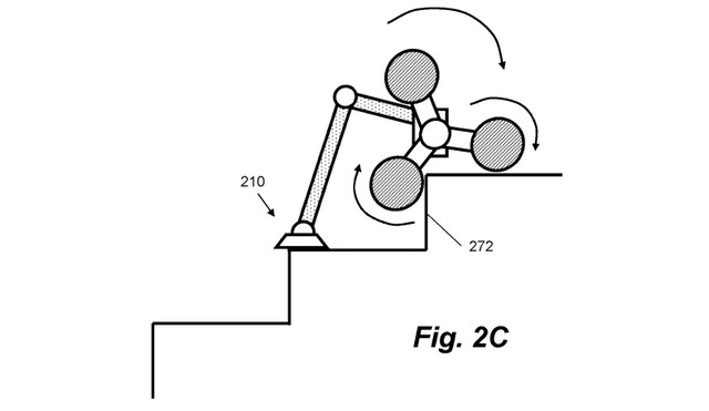 Dyson's Future Vacuum Cleaning Robots Might Be Able to Climb Stairs, Open Drawers