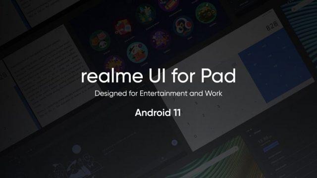 Realme UI for Pad
