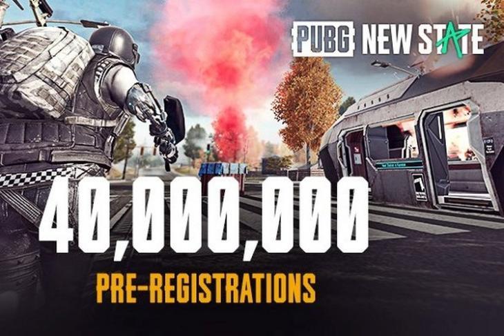 PUBG: New State Surpasses 40 Million Pre-Registrations Worldwide